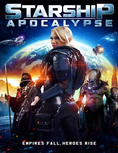 Poster de Starship: Apocalypse