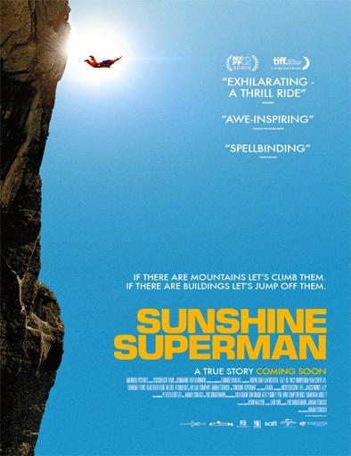 Poster de Sunshine Superman