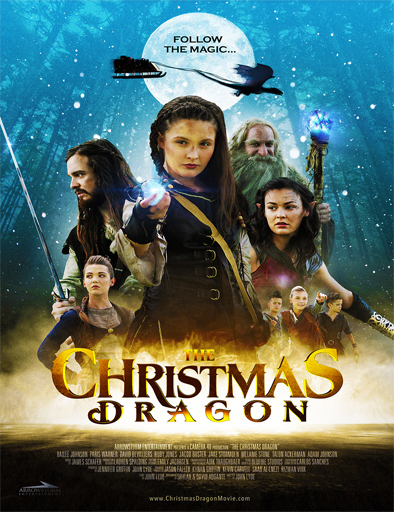 Poster de The Christmas Dragon