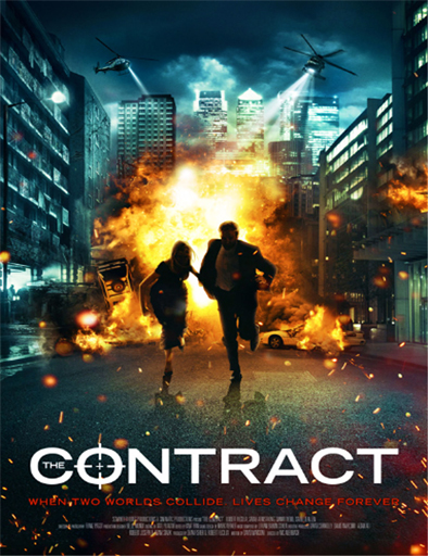 Poster de The Contract