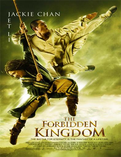 Poster de The Forbidden Kingdom (El reino prohibido)