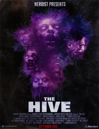 Poster de The Hive