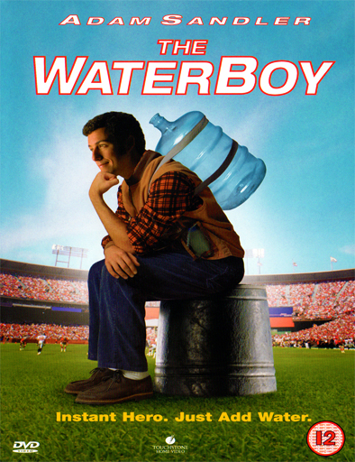 Poster de The Waterboy (El aguador)