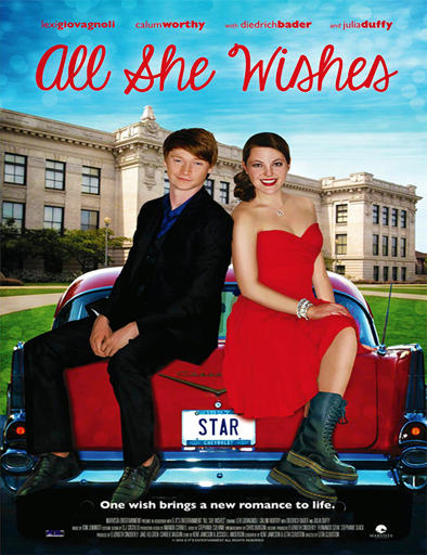 Poster de All She Wishes (El deseo de Sophie)