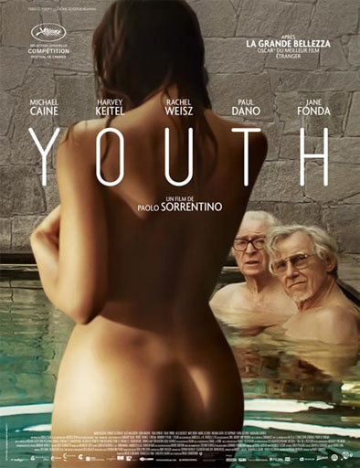 Poster de Youth (La juventud)