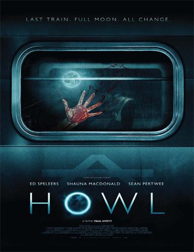 Poster de Howl (Aullido)