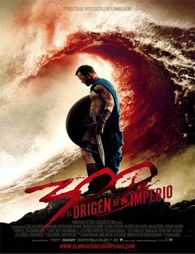 Poster de 300: El nacimiento de un imperio