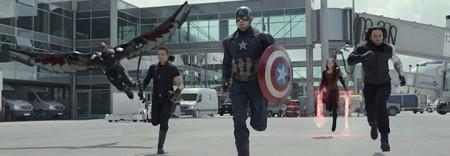 Ver Capitan America: Guerra civil (2016) online