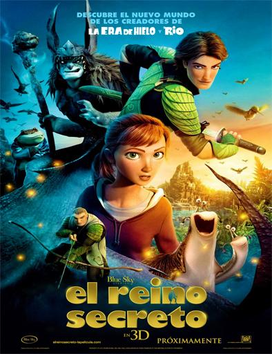 Poster de Epic (El reino secreto)