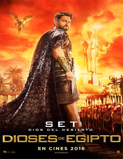 Ver Gods of Egypt (Dioses de Egipto) (2016) online