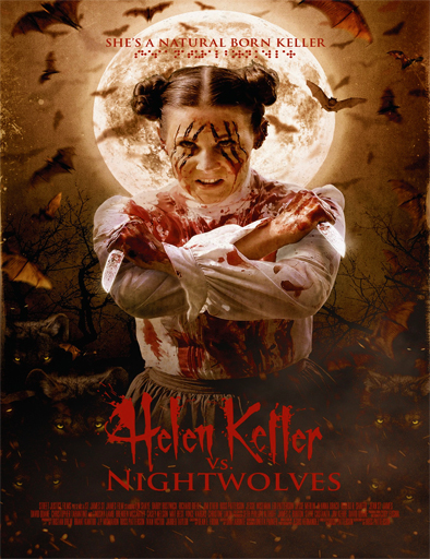 Helen Keller vs. Nightwolves