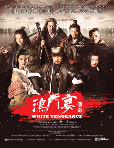 hong-men-yan-white-vengeance-2011 capitulos completos