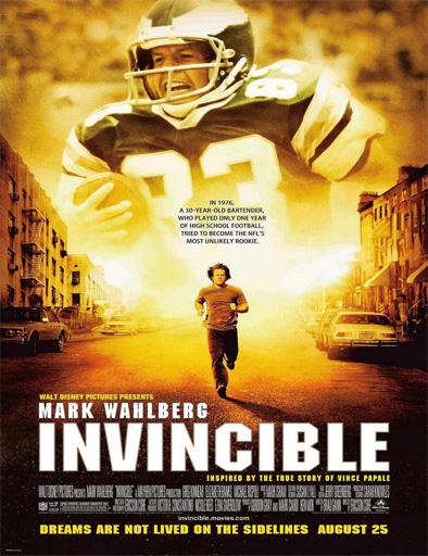 Poster de Invincible (Invencible)