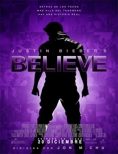 Poster de Justin Bieber Believe