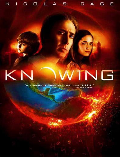 Poster de Knowing (Presagio)
