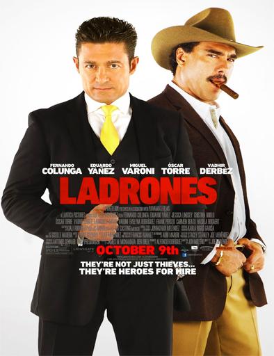 Ladrones ()