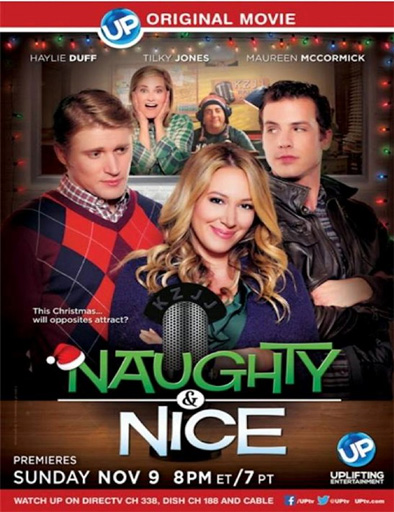Naughty and Nice (Un romance en las ondas)