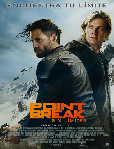 Point Break (Punto de quiebre)