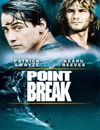 Poster de Point Break (Punto de quiebra)