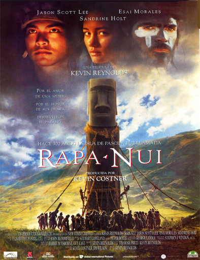 Poster de Rapa Nui