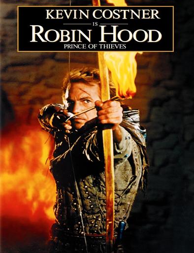 Poster de Robin Hood: El príncipe de los ladrones