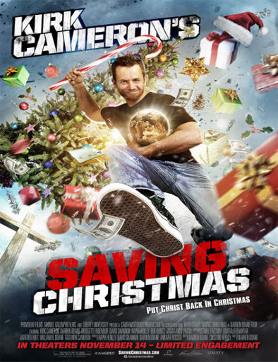 Poster de Saving Christmas