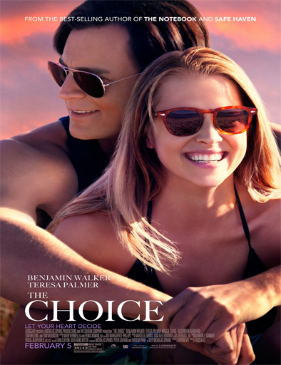 Ver The Choice (En el nombre del amor) (2016) online