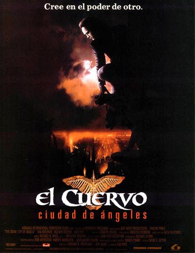 Poster de The Crow 2 (El cuervo 2: ciudad de ángeles)