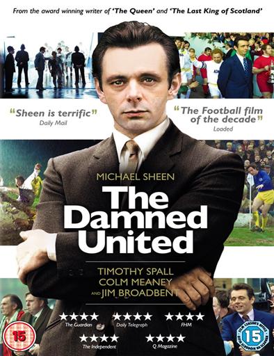Poster de The Damned United (El nuevo entrenador)