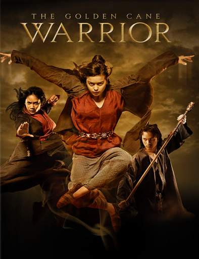 Poster de The Golden Cane Warrior