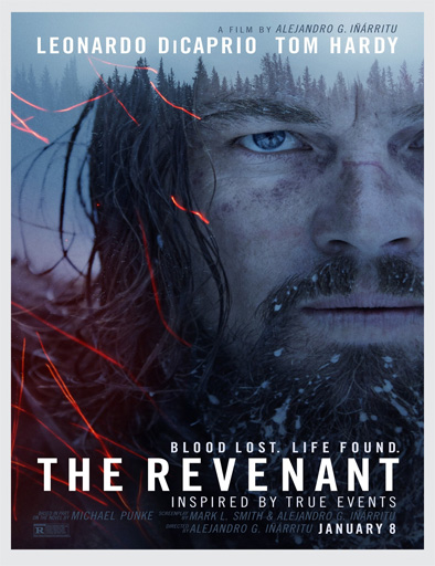 Poster de The Revenant (El renacido)