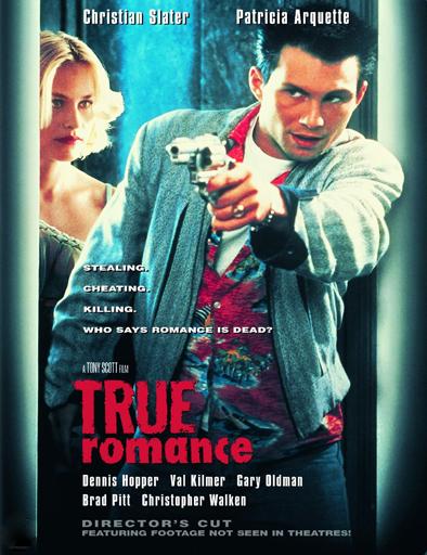 Poster de True Romance (Romance Salvaje)