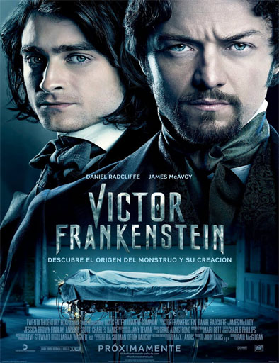Victor Frankenstein Pelicula Completa [MEGA] [LATINO] Online