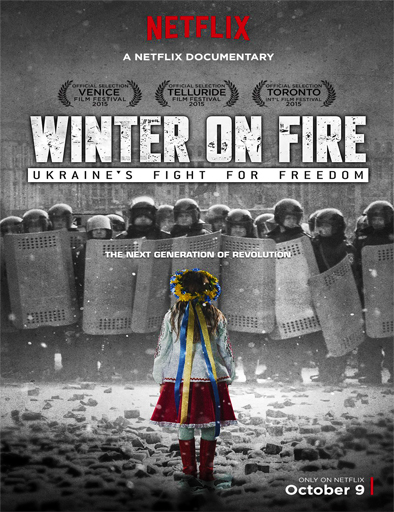 Poster de Winter on Fire
