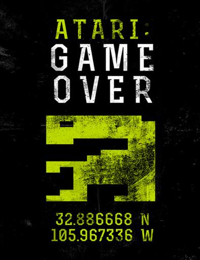 Poster de Atari: Game Over