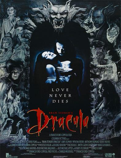 Poster de Bram Stoker's Dracula (Drácula de Bram Stoker)