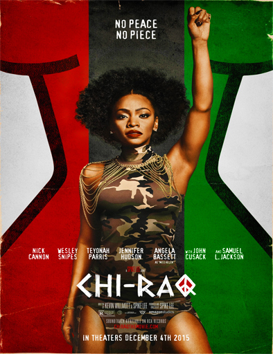 Poster de Chi-Raq