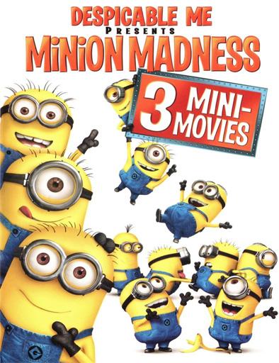 La locura de Los Minions (2012) online