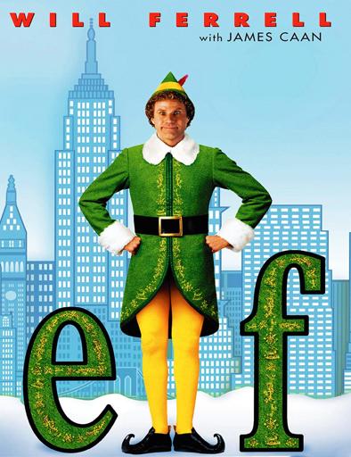 Poster de Elf, el duende