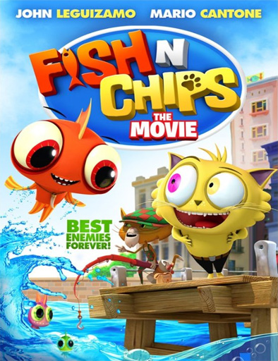 Fish N Chips: The Movie ()