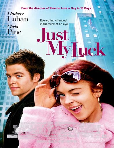 Poster de Just My Luck (Golpe de suerte)