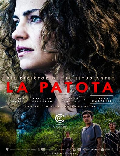 Poster de La patota