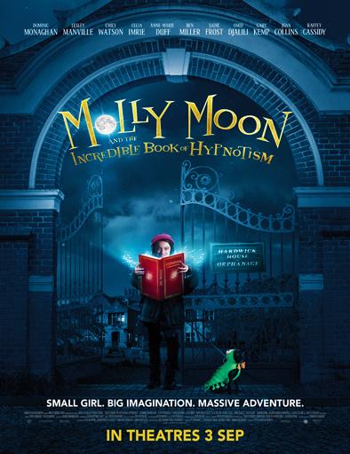 Poster de Molly Moon y el increíble libro del hipnotismo