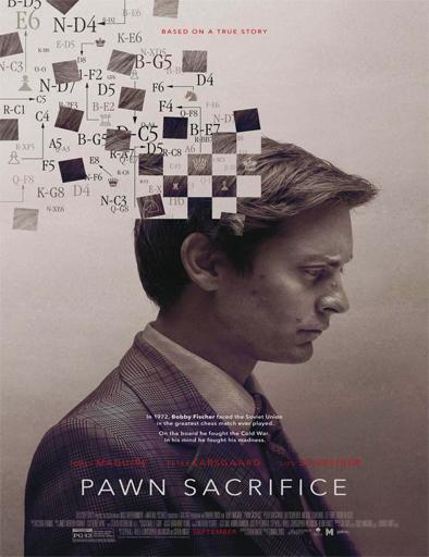 Poster de Pawn Sacrifice (La jugada maestra)