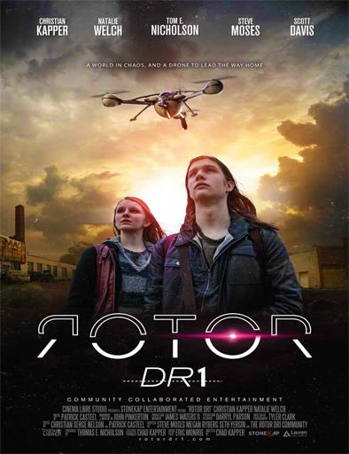 Poster de Rotor DR1