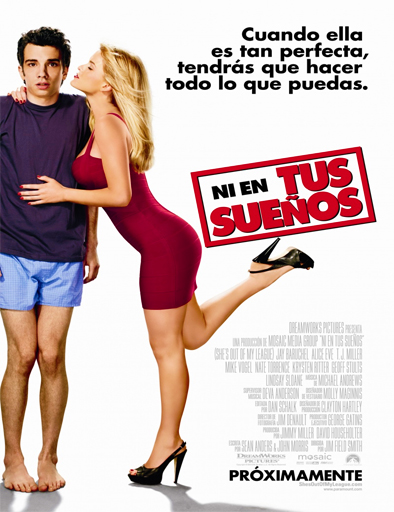 Poster de She's Out of My League (Ni en Tus Sueños)