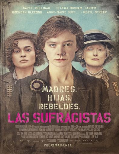 Las Sufragistas Pelicula Completa Online DVD [MEGA] [LATINO]