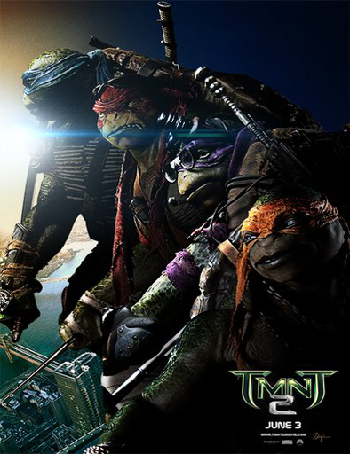 Ninja Turtles: Fuera De Las Sombras (2016)