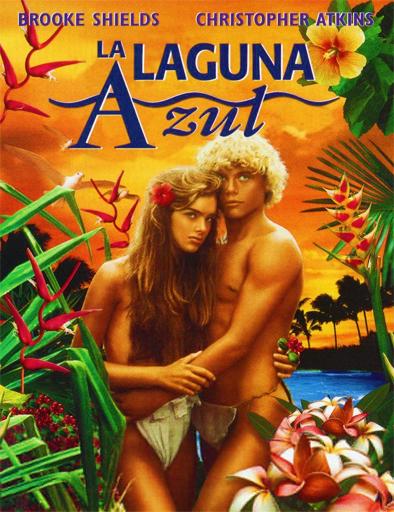 Poster de The Blue Lagoon (La laguna azul)