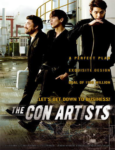 Ki-sool-ja-deul (The Con Artists)